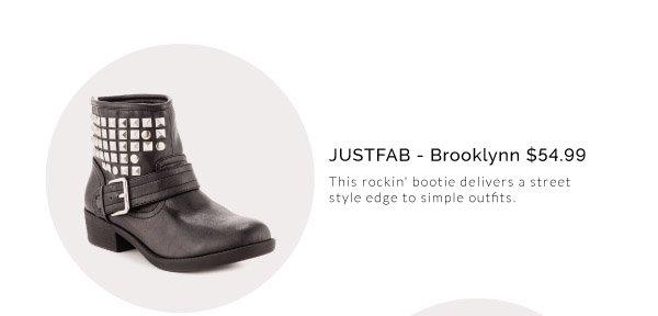 JustFab - Brooklynn - $54.99