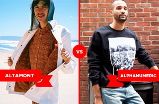 Altamont VS. Alphanumeric