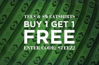 Tees & Sweatshirts
