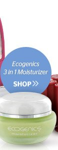 Ecogenics 3 in 1 Moisturizer