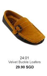 24:01 Velvet Loafers