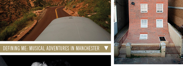 Defining Me: Musical adventures in Manchester