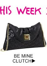 Shop Be Mine Clutch