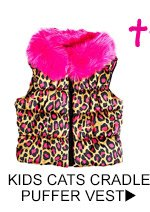 Shop Kids Cats Cradle Puffer Vest
