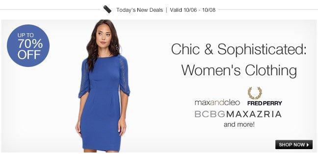 Chic Women's Clothing