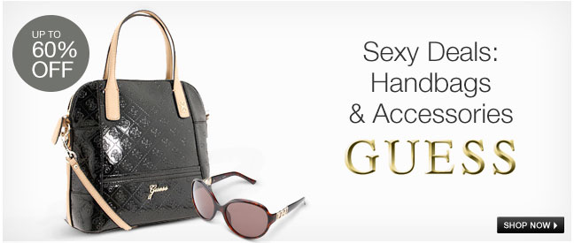 GUESS Handbags and Accessories