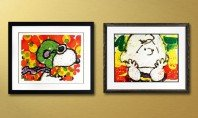 "Exclusive: ""Peanuts"" Fine Art By Everhart 