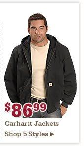 86 99 Carhartt Jackets
