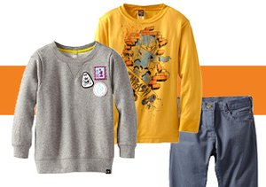Fall Transition: Boys' Shirts, Sweaters & More