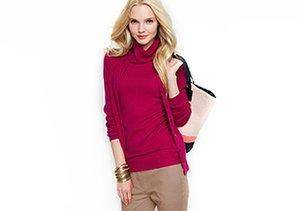 Fall Transition: Layering Knits & Sweaters