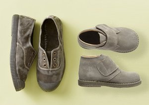 Fall Transition: Kids' Boots & Sneakers