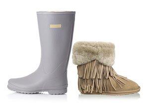 Fall Transition: Boots & Rainboots