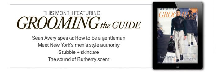This month's feature: Grooming The Guide