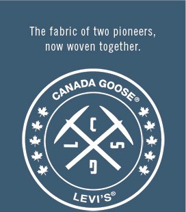 The fabric of two pioneers, now woven together.