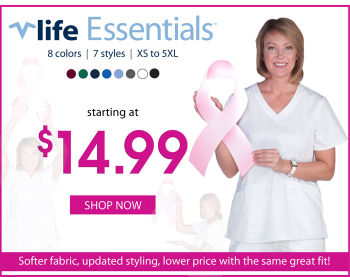 Life Essentials Starting at Just $14.99