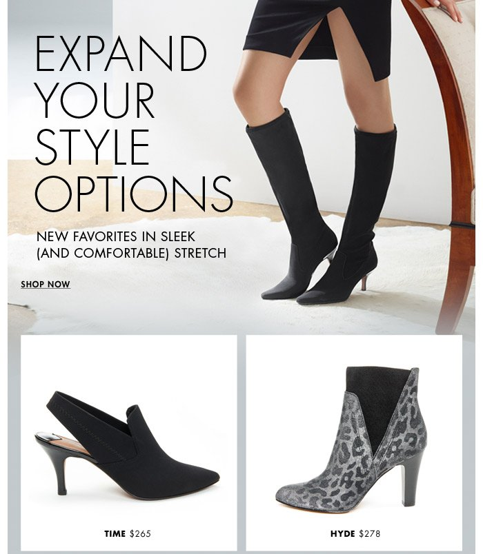 New Favorites in Sleek (and Comfortable) Stretch