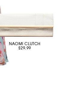 NAOMI CLUTCH
