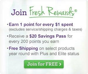Join Fresh Rewards®