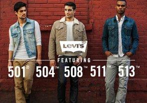 Shop Legendary Denim & Apparel: Levi's