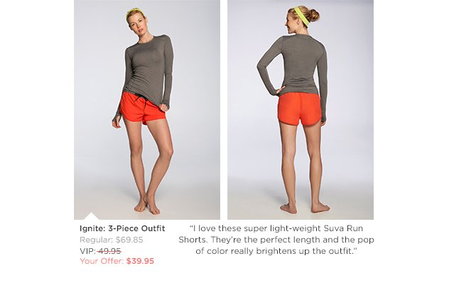 Ignite Outfit - $39.95