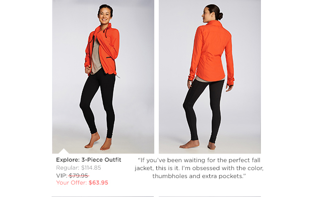 Explore Outfit - $63.95