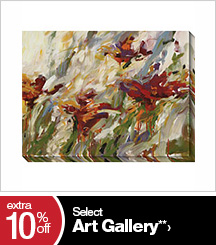 Extra 10% off Select Art Gallery**