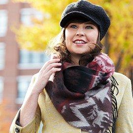 Key Pieces: Scarves & Hats