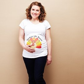 Give Thanks: Maternity Tees