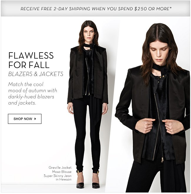 Flawless for Fall