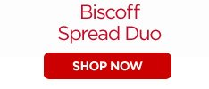 Biscoff Spread Duo