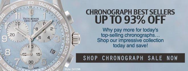 Chronograph Best Sellers