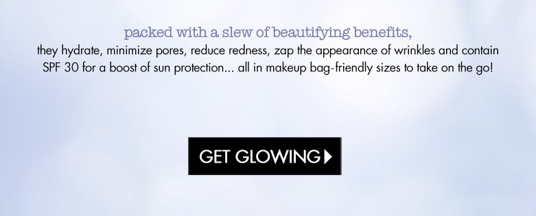 packed with a slew of beautifying benefits, get glowing!