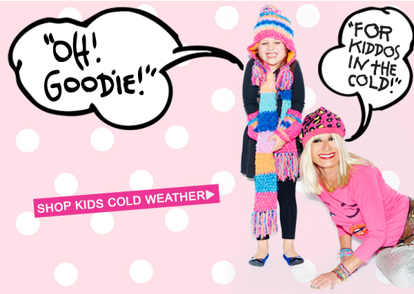 Oh Goodie! Shop Kids Cold Weather
