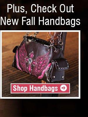 Plus, Check out New Fall Handbags - Shop Handbags