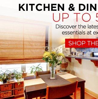 Kitchen & Dining Essentials