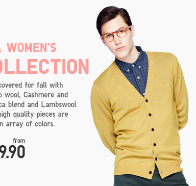 MEN KNIT COLLECTION