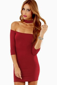 ELLIS AVENUE BODYCON DRESS 32