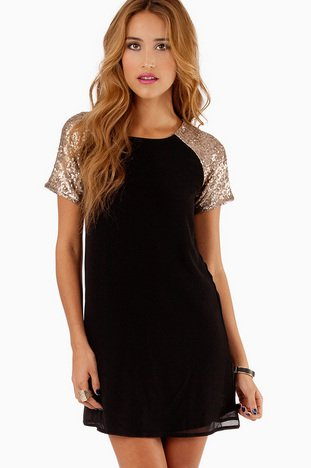 EMBELLISH ME SHIFT DRESS 36