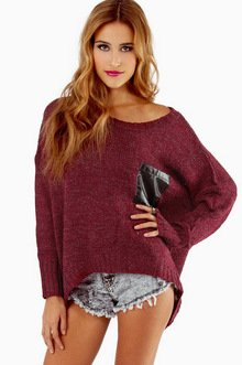 OUT OF POCKET SWEATER 39