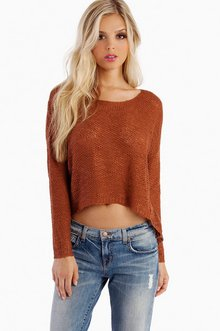 ROUND THE NECK SWEATER 42