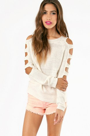 LOOSEN UP SWEATER  39
