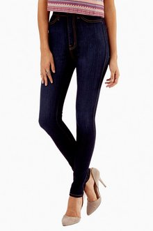 HINT OF HIGH WAISTED JEANS 50