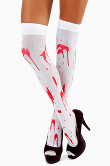 BLOODY MARY THIGH HIGHS 8