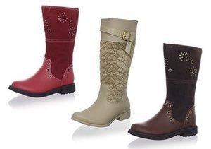 Kids' Shoes: Autumn Hues