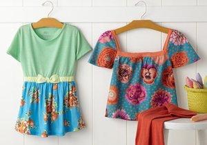 Florals: Dresses & Layering Sets