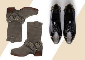 On the Edge: Fall Footwear