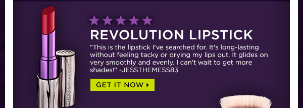 Revolution Lipstick - Get It Now >