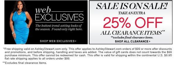 Shop Ashley Stewart