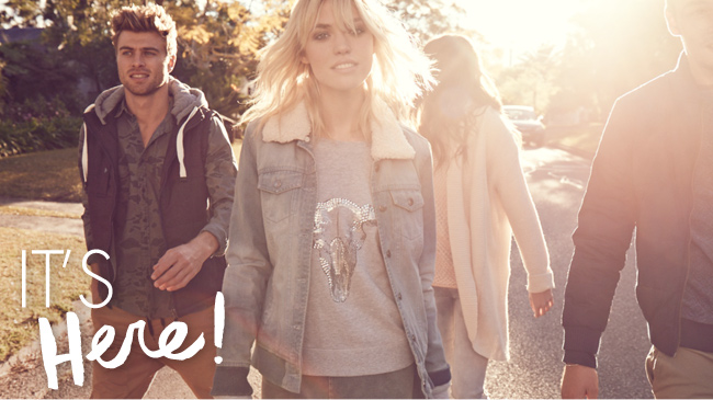 It's Here - Shop New Arrivals