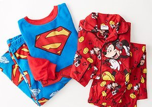 Character PJs for Boys & Baby